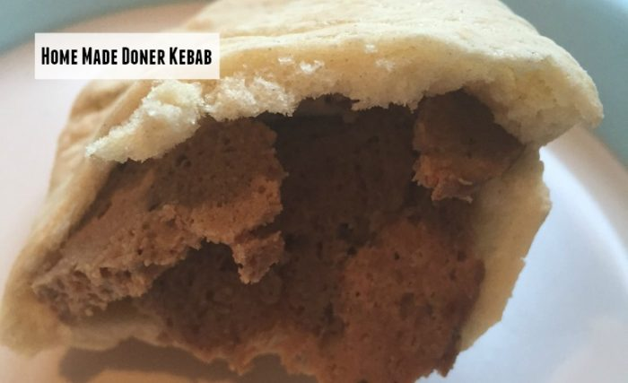 Homemade Slow Cooker Doner Kebab
