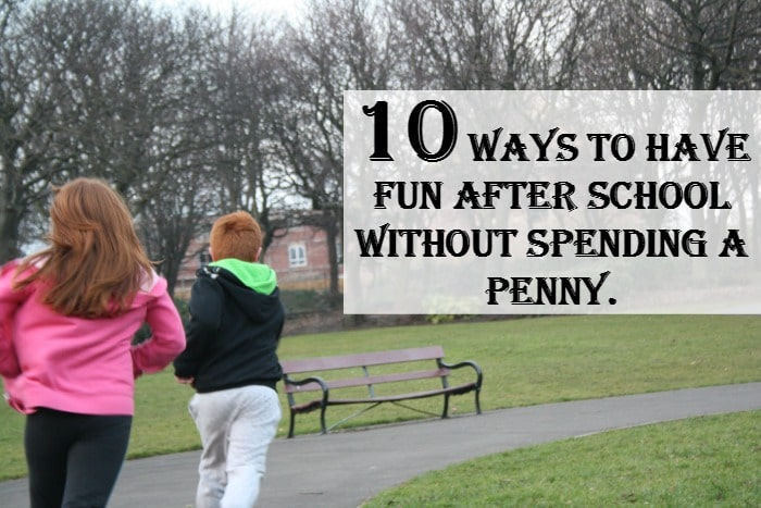 10 things to do after school that won u0026 39 t cost you a penny