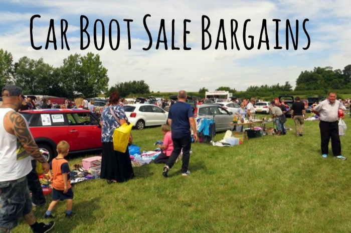 car boot sale bargains  26th march 2017